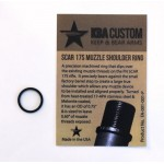 SCAR 17S Muzzle Shoulder Ring